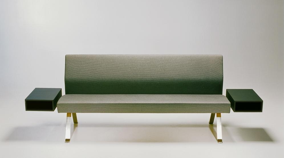Unit sofasystem: Vivero Oy (3-personers med magasinbokse)