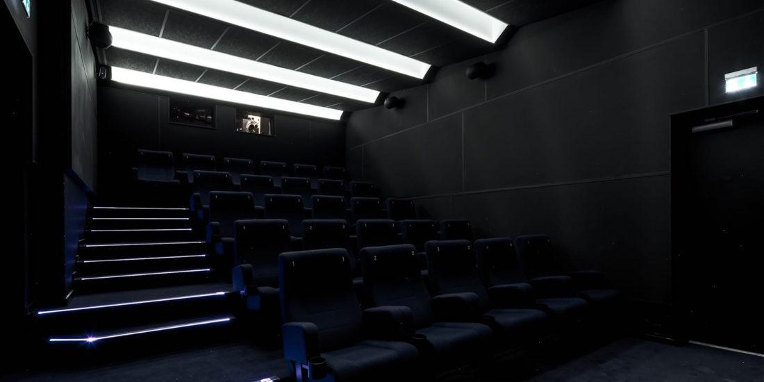Biografsale og foyer – Empire Bio (biografsal), Guldbergsgade 29 F, Nørrebro, København
