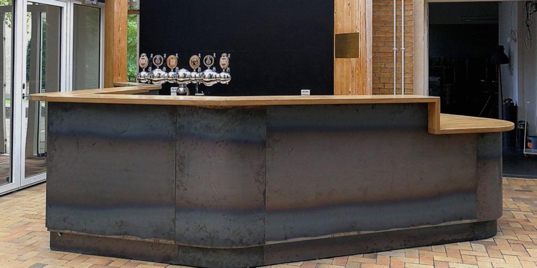 Mantzius Gården, Bar, Design af Teaterbar