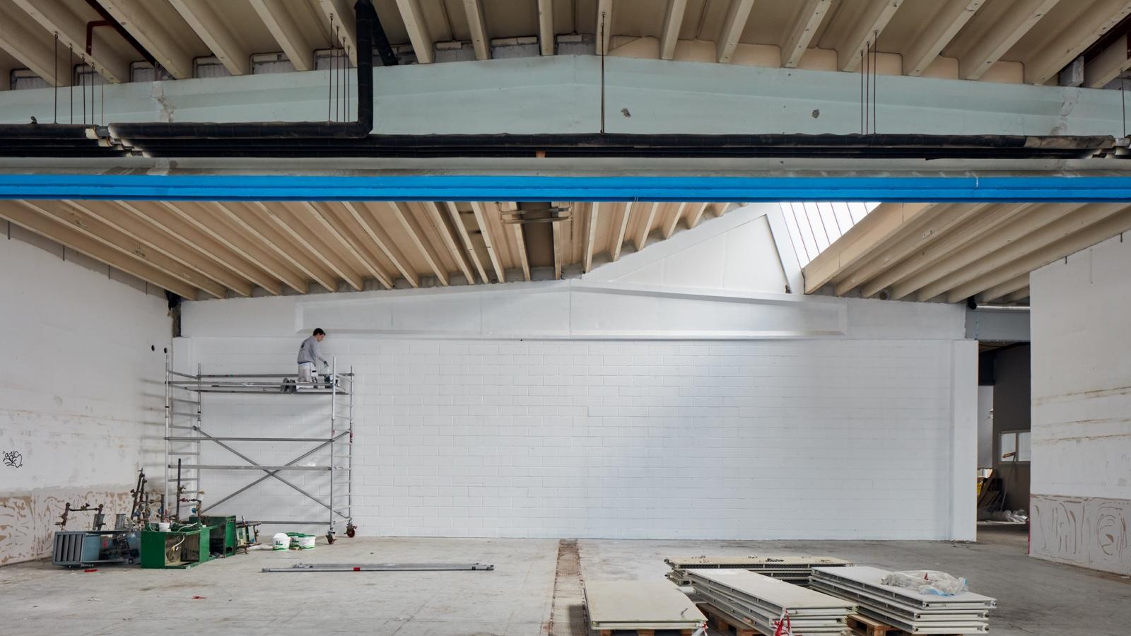 Hal C – Next Uddannelse København (byggeplads)