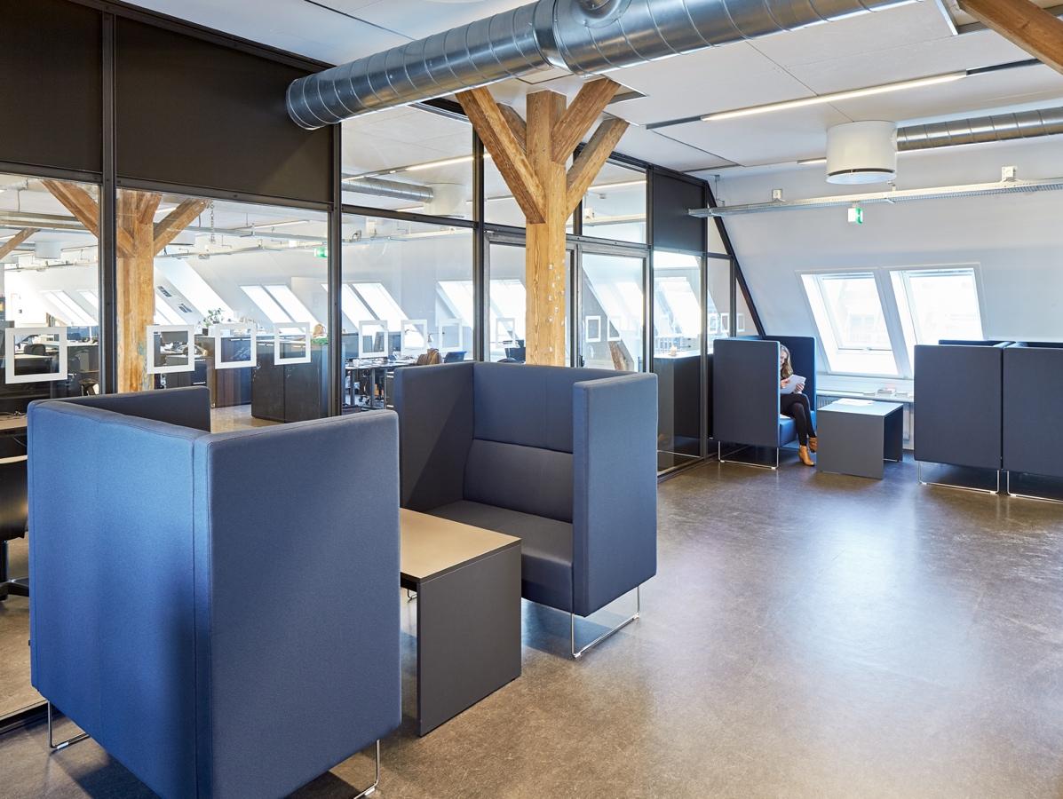 Copenhagen Business Academy (lounge)