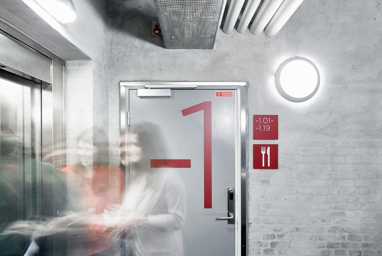 Copenhagen Business Academy (skiltning)