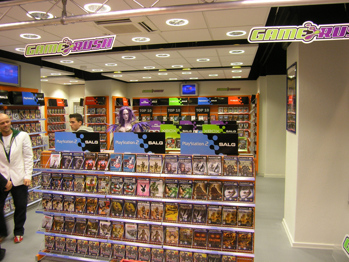 Blockbuster (display, games)