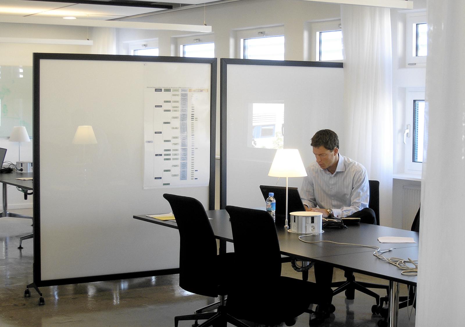 Implement Consulting Group, Slotsmarken, Hørsholm (kontorplads)