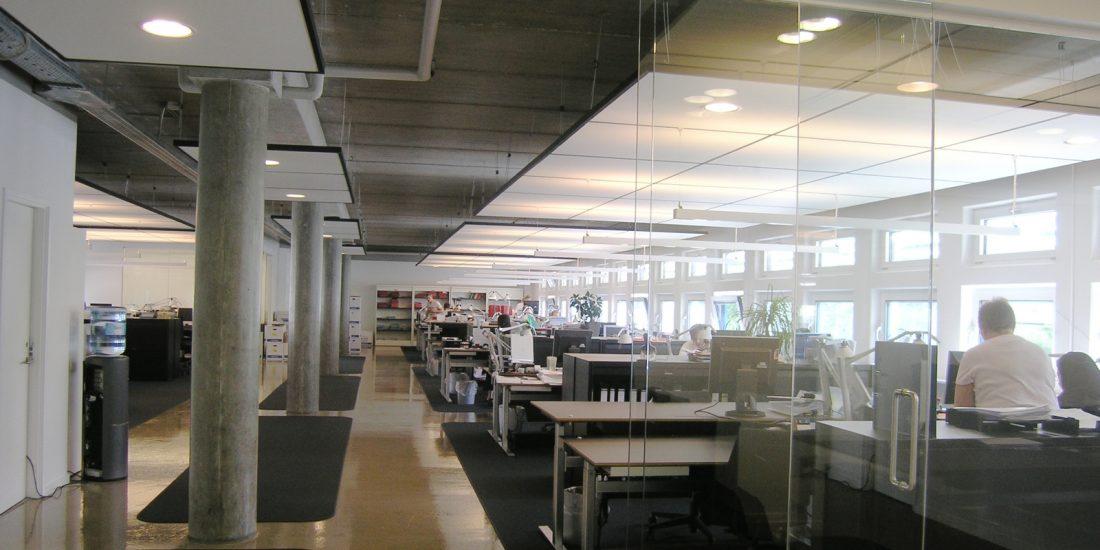 Lehmann Nordic (kontorlandskab)